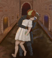 Kiss the Nurse by L0nelySoul