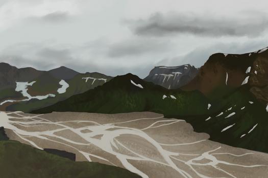 Landscape Practice I