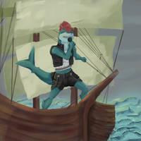 Shark Singer - Request by L0nelySoul