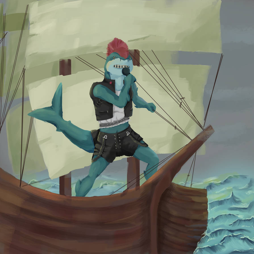 Shark Singer - Request
