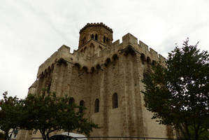 Eglise Fortifiee de Royat 02 by mekheke