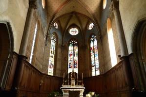 Abbaye de Mozac 03 by mekheke