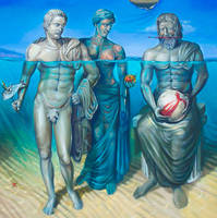3 GODS by GURDALKIRAN