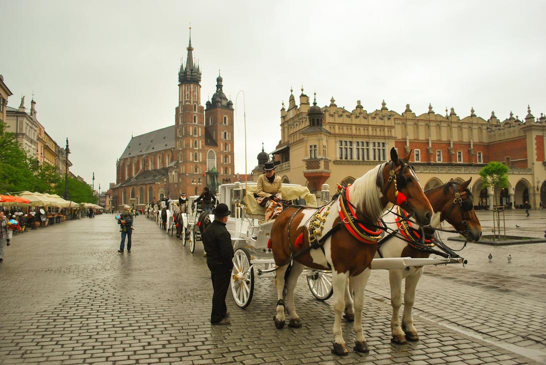 Krakow by MrSandmanGR