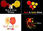 RedandGold Wine Logo