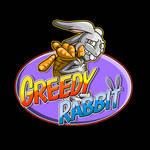 Greedy Rabbit Title Logo