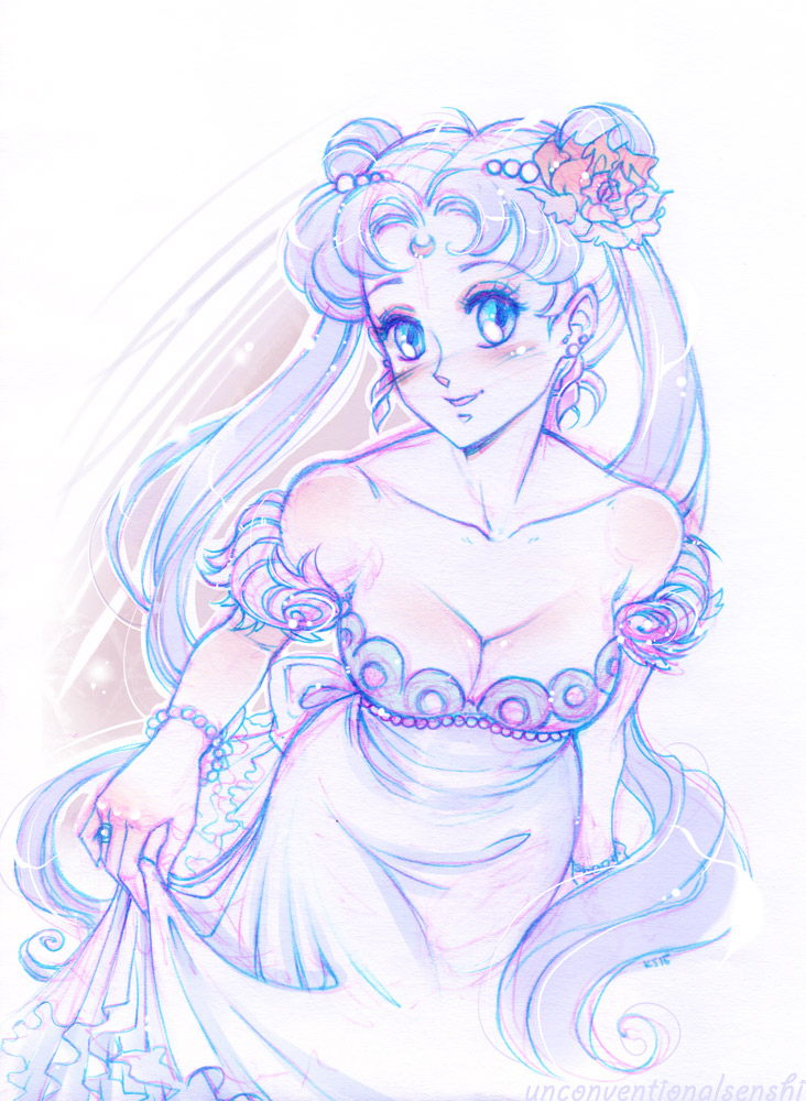 Serenity sketch commish by unconventionalsenshi