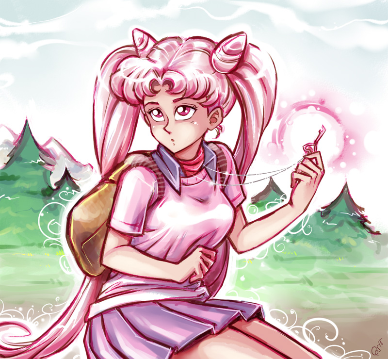 Time to Go by unconventionalsenshi