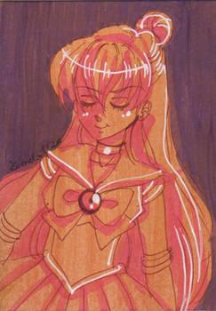 ACEOno68 - Sailor Pluto