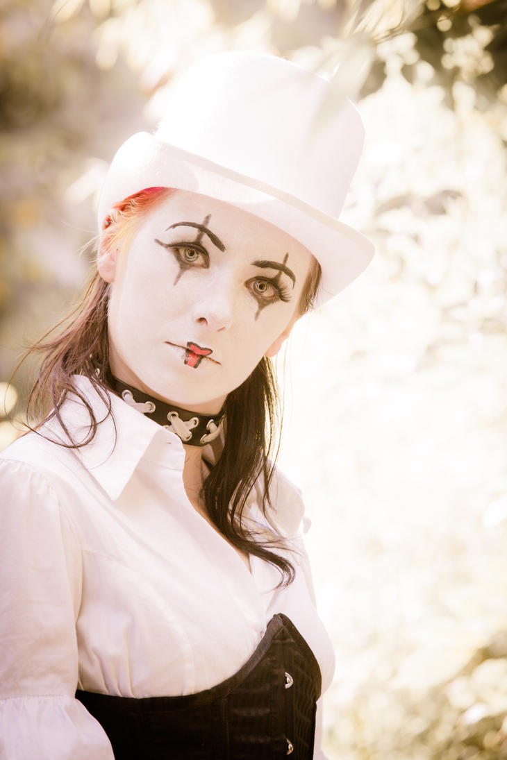 Miming 2 by NeonRainbowGirl