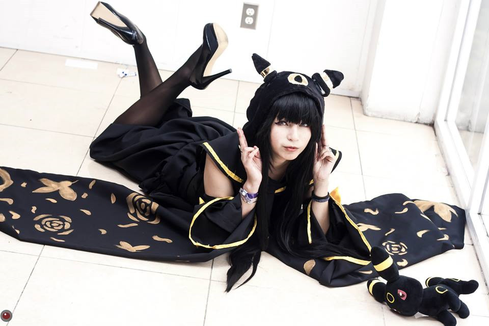 Umbreon Gijinka -Pokemon- by Arikaaro