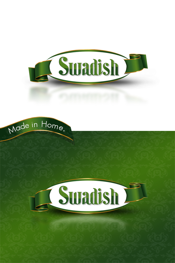 Swadish Logo by workstation