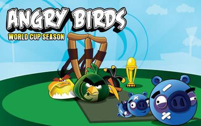 Angry Birds World Cup Season
