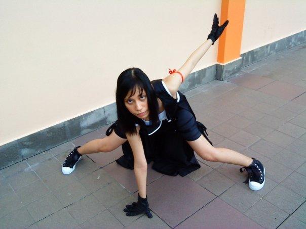 Tifa cosplay Cosuki by cosuki