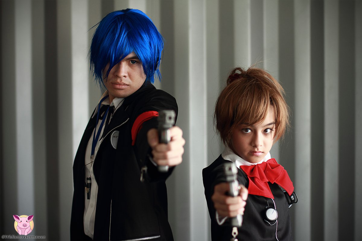 MC Persona 3 - Cosuki by cosuki