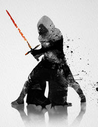 Star Wars Kylo Ren by New-Creations-21