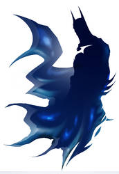 Fan Art Batman by New-Creations-21