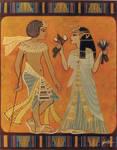 Smenkhkare and Meritaten