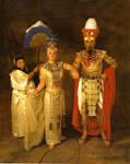 Egyptian Halloween 5