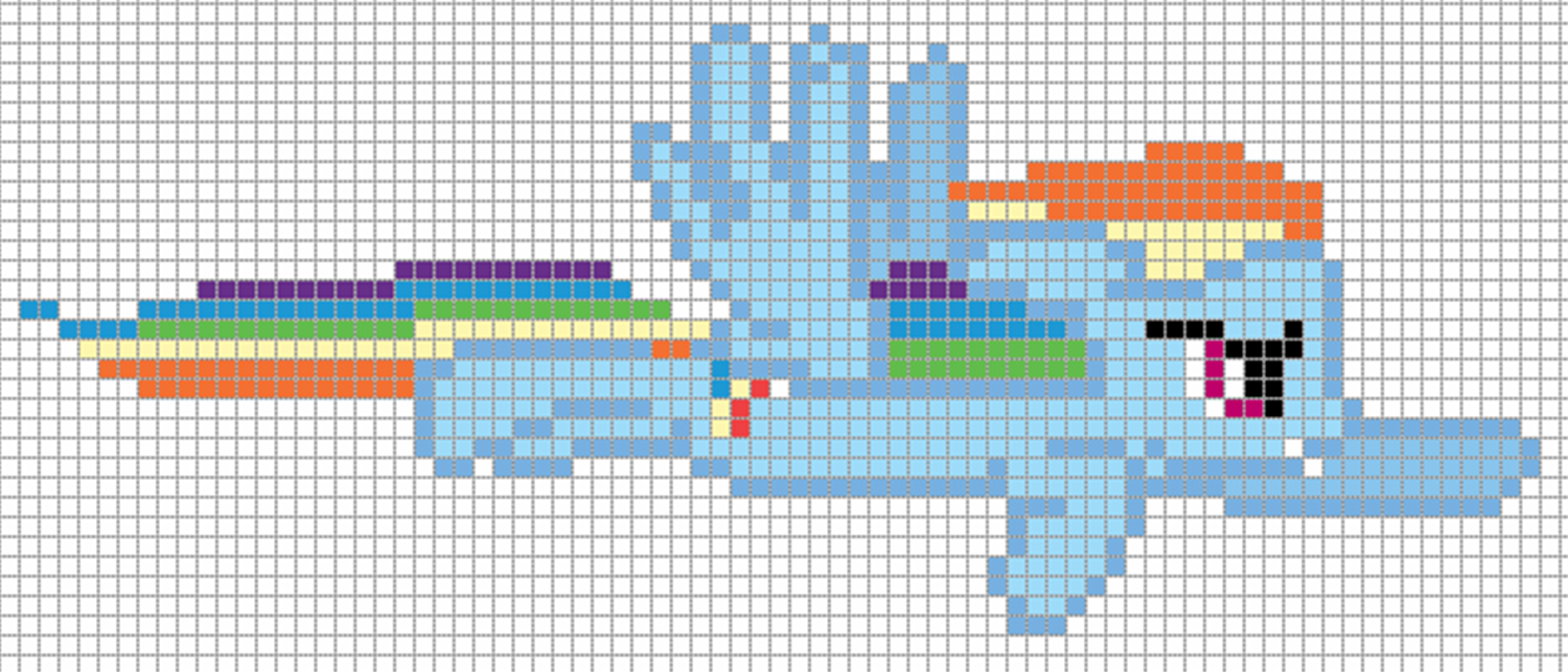 rainbow dash flying template by axelgold on deviantart