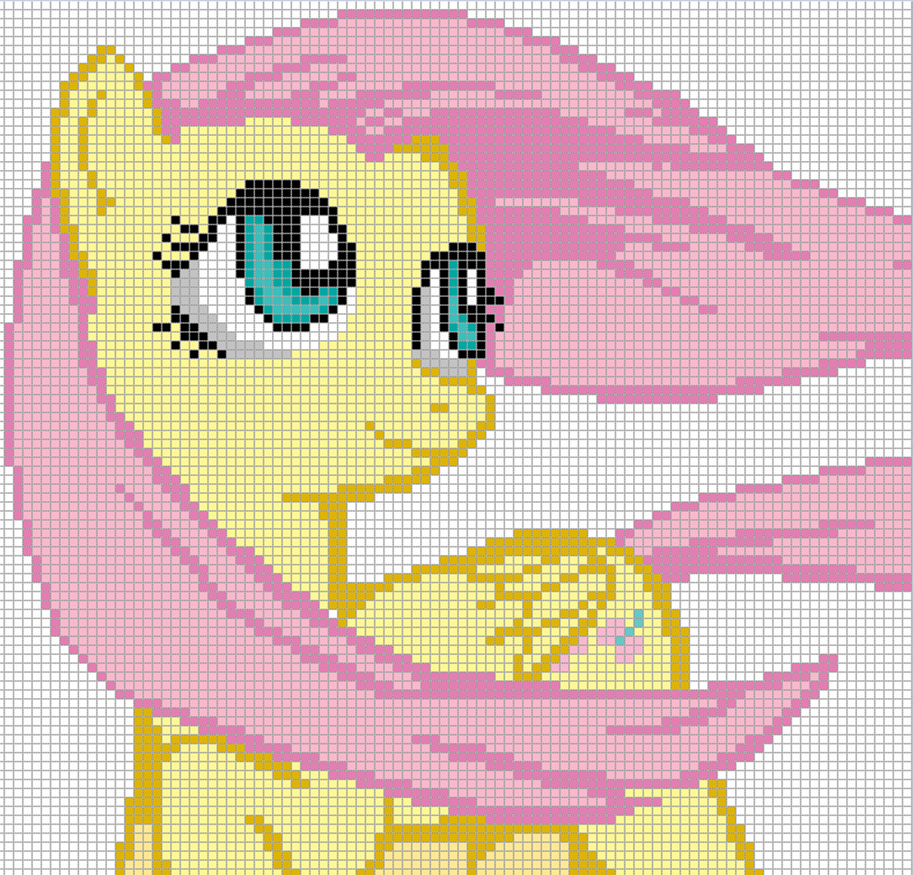 The gallery for --> Minecraft Pixel Art Anime Template