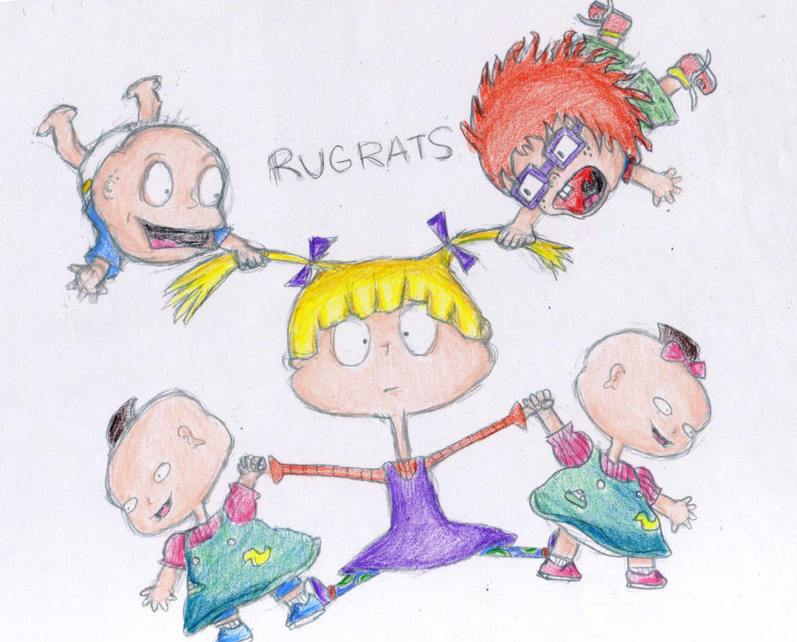 Rugrats by aLilyForAPrince on DeviantArt