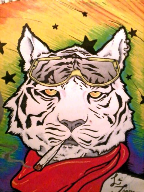 Le Tigre by BaZUKA253