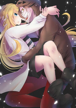 Zack and Ray (Satsuriku no tenshi)
