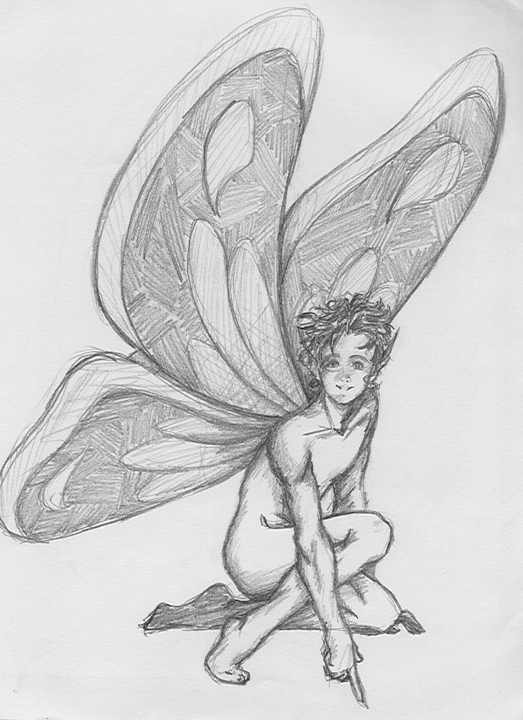 - Butterfly_Boy