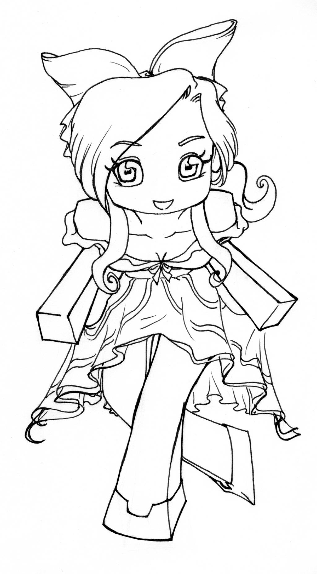 Super Girly Gamer by valkyriechan