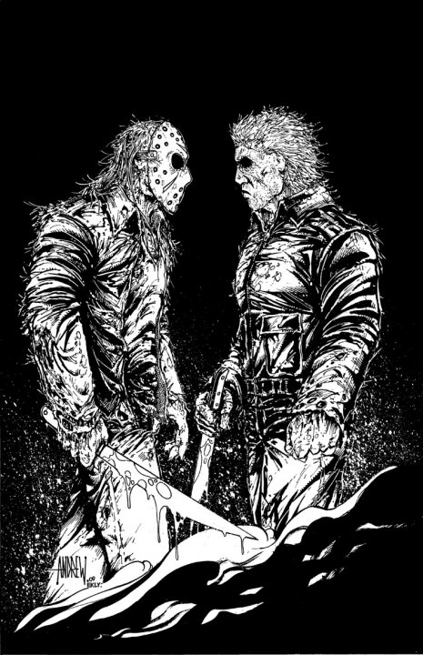 jason_vs__michael_myers_by_andrewmangum.