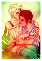 someone I need by viria13