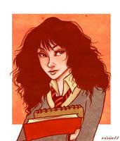 Hermione by viria13