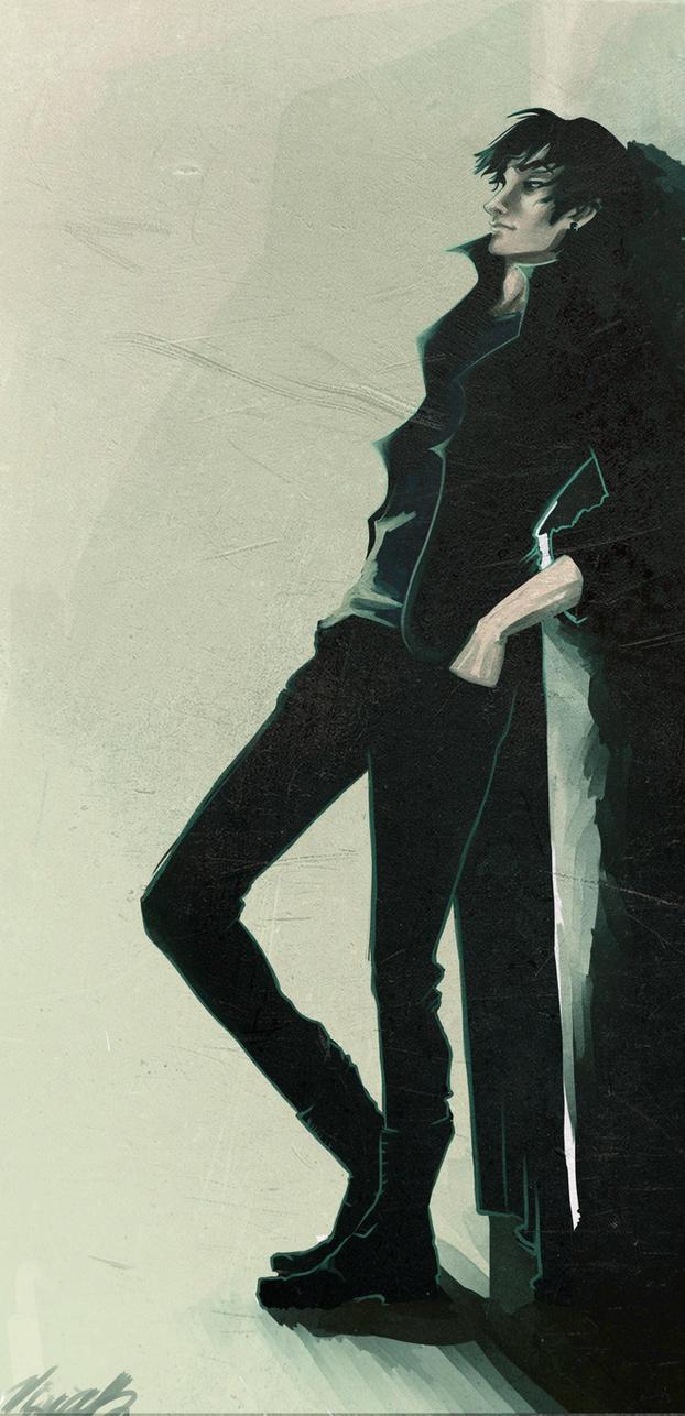 such a dark person by viria13