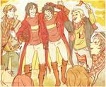 their quidditch hero