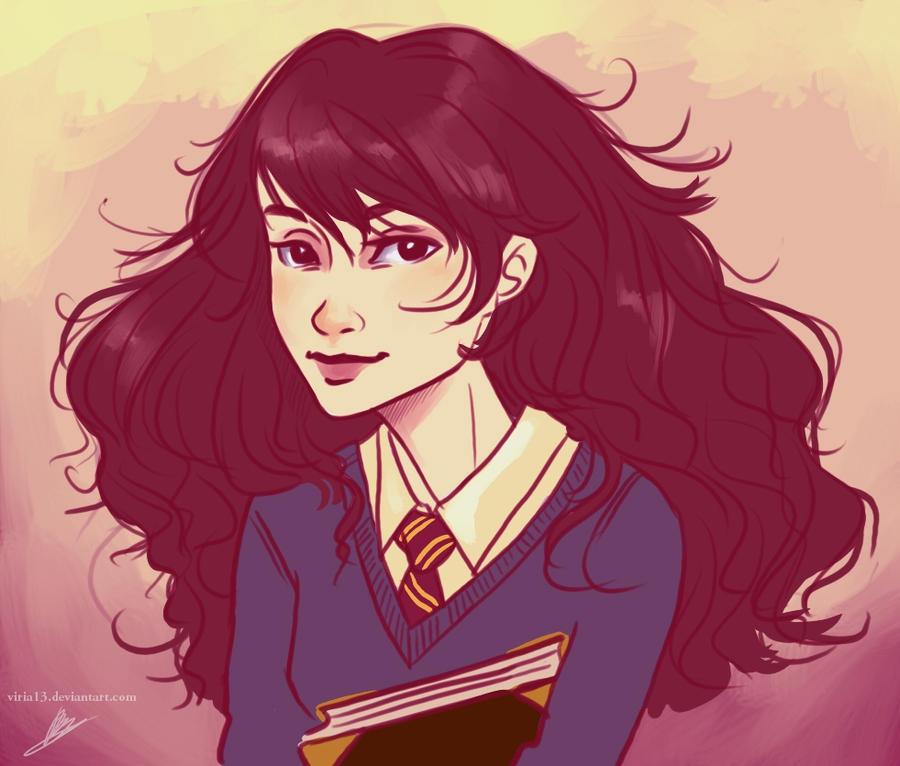 Hermione Granger. by viria13