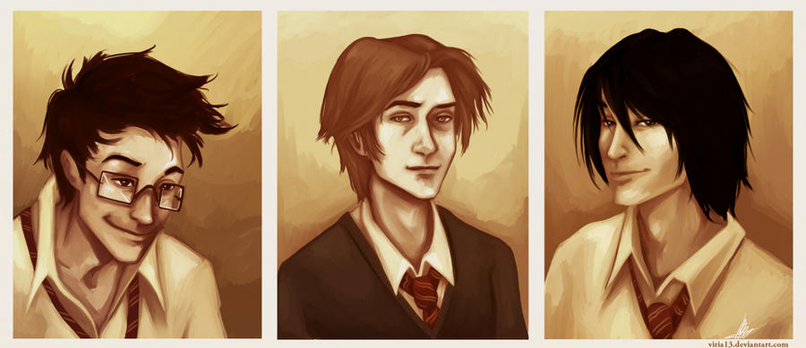 marauders-7th grade by viria13