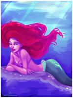 Ariel by viria13