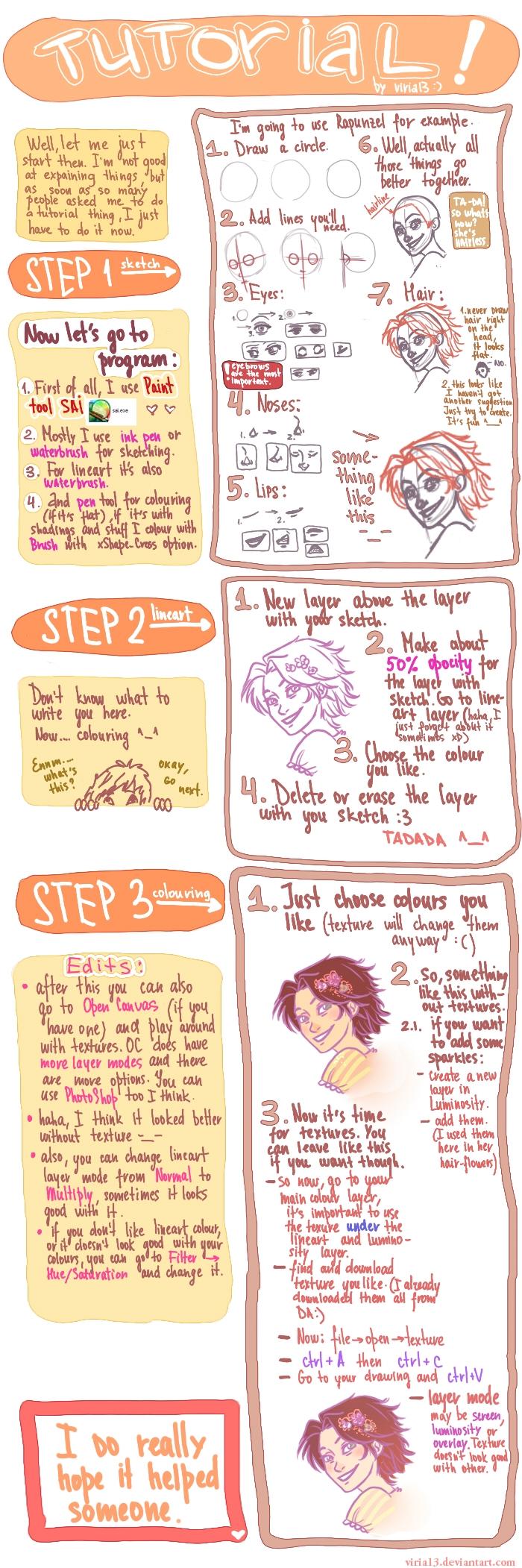 tutorial by viria13 on DeviantArt