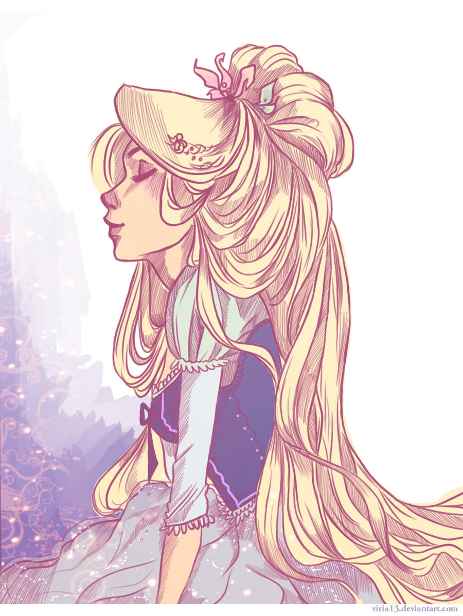 tangled. by viria13 on...