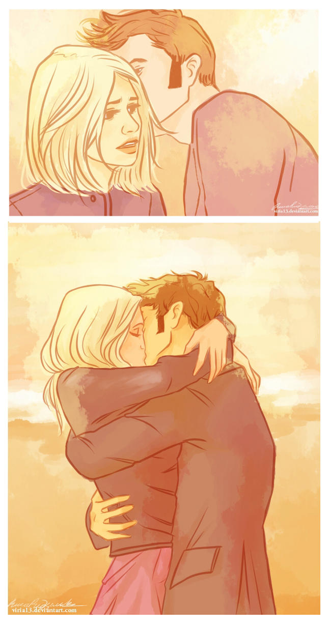 I love you,Rose Tyler. by viria13