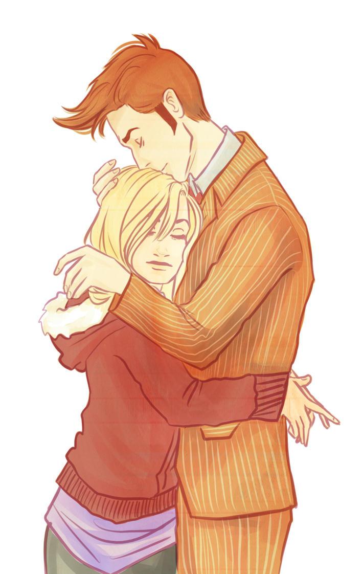 Rose's Doctor by viria13
