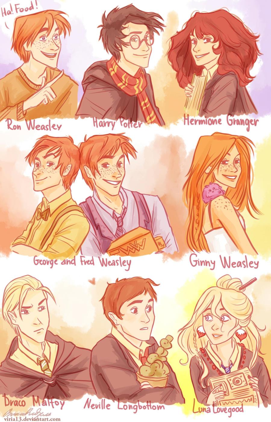 Harry's generation-P1 by viria13