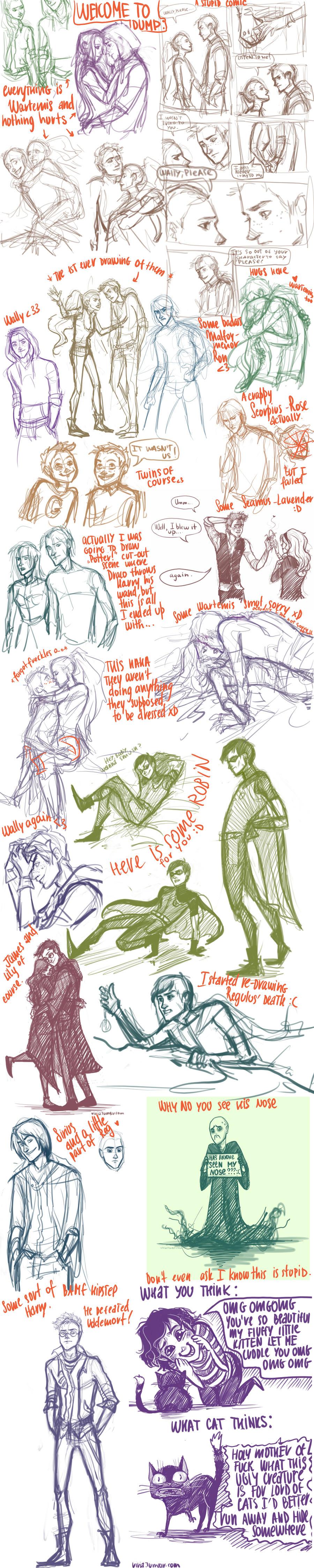 that's like I do really enjoy finishing my draws by viria13