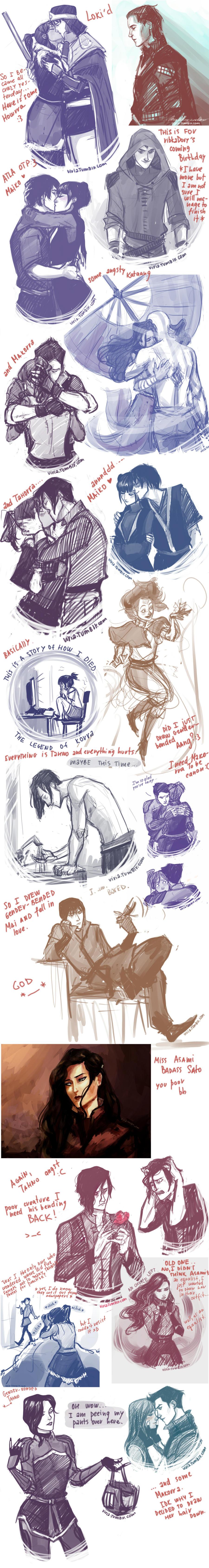 tumblr dump by viria13