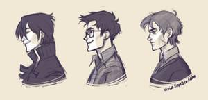 marauders profiles