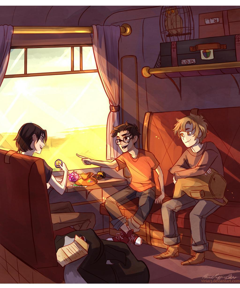 sun-filled memories
