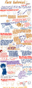 a very bad face tutorial by viria13