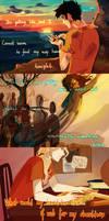 Heroes Of Olympus-C'mon