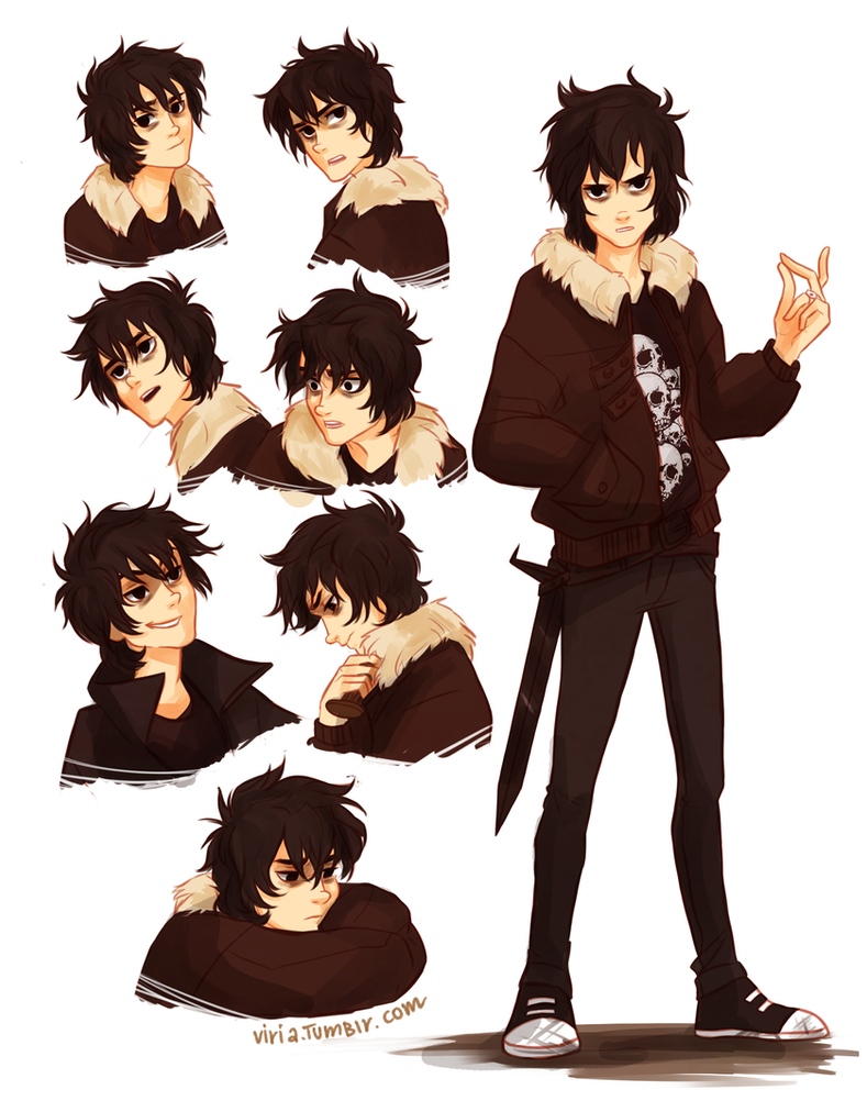 Nico di little *khem* by viria13 on DeviantArt